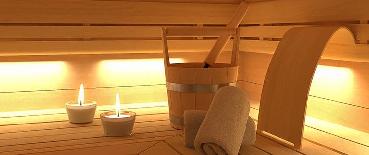 installation sauna devis